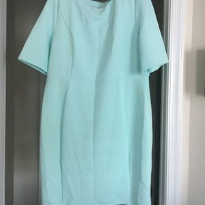 Dorothy Perkins Mint Pique Dress
